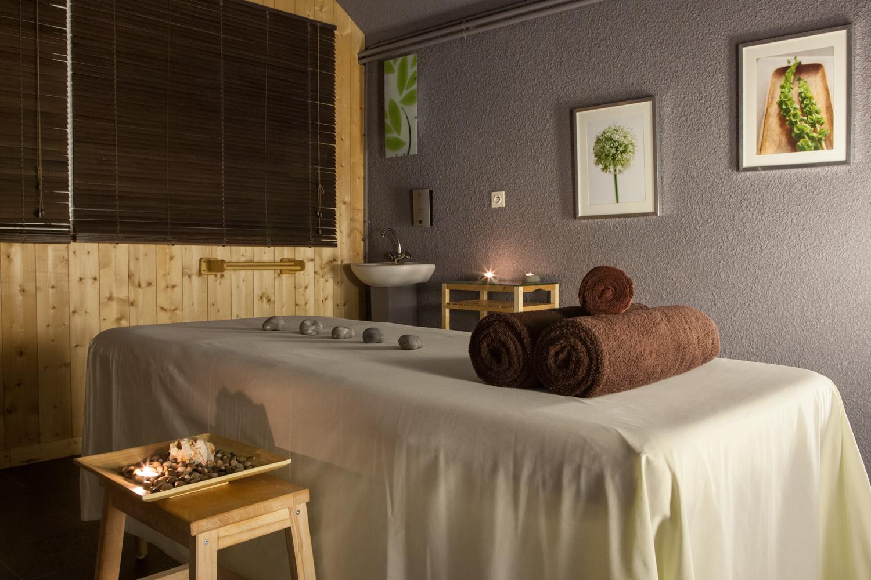 Hôtel Restaurant Le Fort espace massage