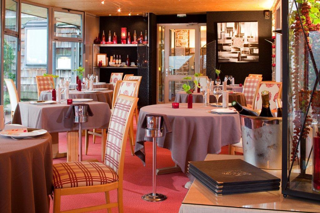Salle du restaurant LE FDP
